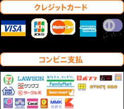 クレジットカードコンビニ支払い